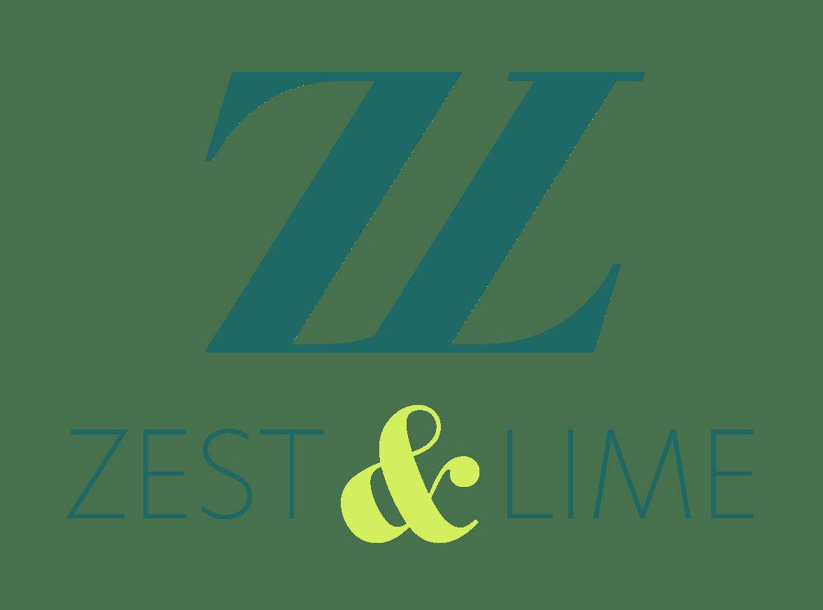 Logo Zest & Lime, designé par JLF Agency